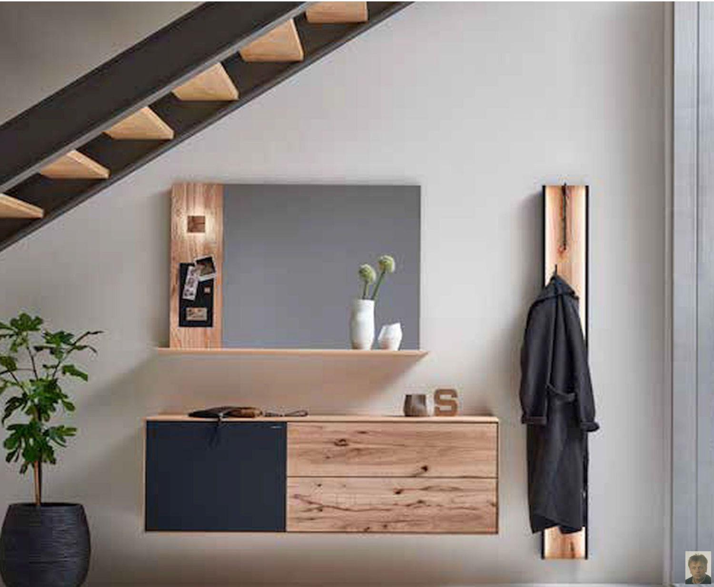talis garderobe riffbuche massiv geb rstet m. Black Bedroom Furniture Sets. Home Design Ideas