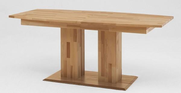 Esstisch Kernbuche massiv geölt Tischplatte rechteckig